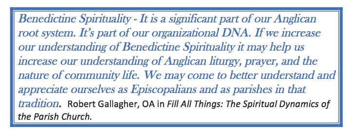 an overview of the holiness in the rule of saint benedict in the holy office Saint benedict center history  real holiness, priestly zeal, deep devotion to our lady and an extraordinary gift as a spiritual director  father feeney was .