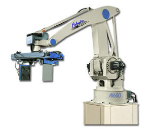 thesis robotic arm