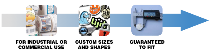 Industrial and Commercial Use / Custom Shapes and Sizes / Guaranteed to Fit