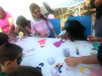 Kids Art and Craft Party