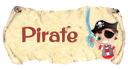 Pirate Costume Parties