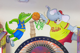arcade mural 2