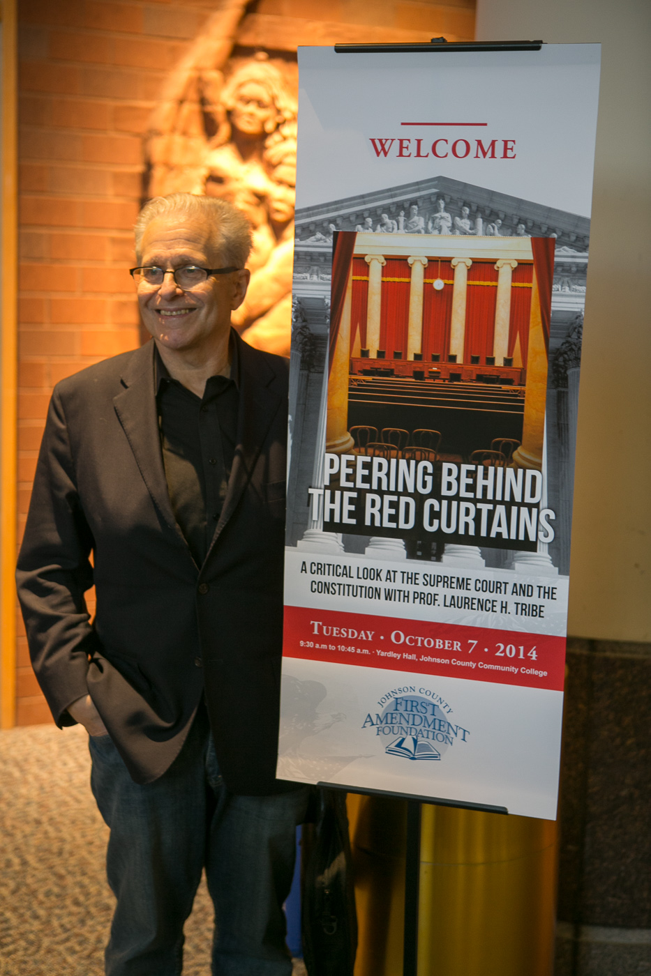 an analysis of the american constitution by laurence tribe Of impeachments, one constitutional convention delegate declared, a good   laurence tribe and joshua matz have given us a thorough, lively history of   strong legal and political analysis, fair-minded and thoughtful without being bland.