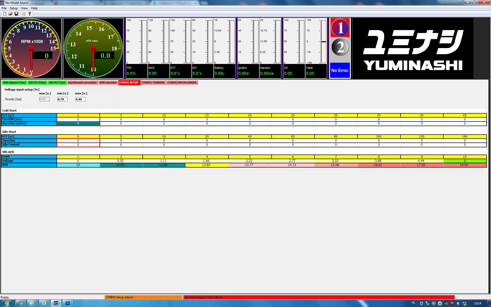 Yuminashi 164cc Ultimate Set Tuning Maps - Honda Grom Forum