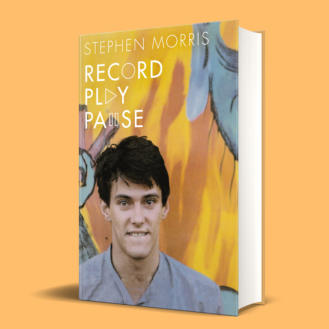 Image result for stephen morris record play pause