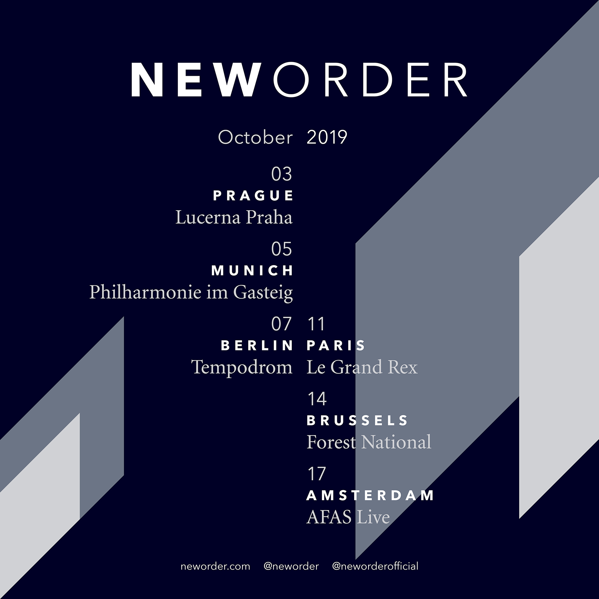New Order - New Order