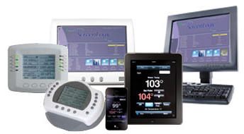 IntelliTouch® Systems Advanced automation systems for pool and spa