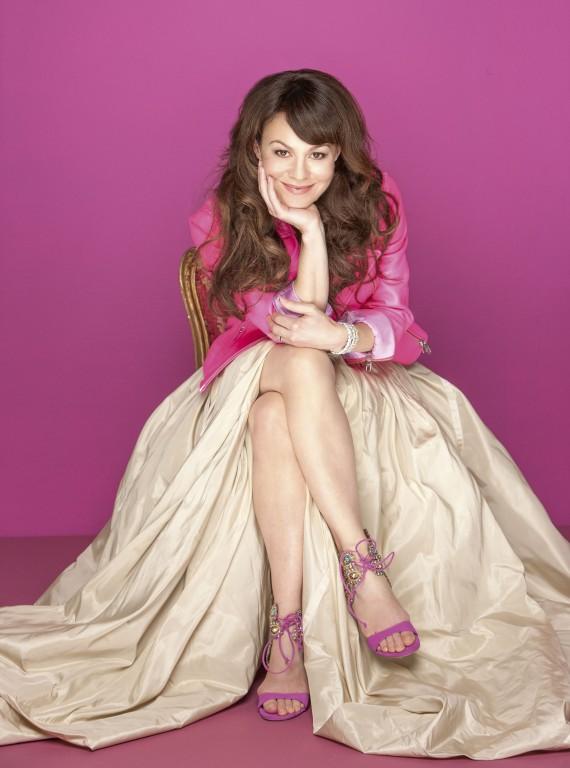 Fashion stylist ** Rachel Fanconi - News - Helen McCrory in pink