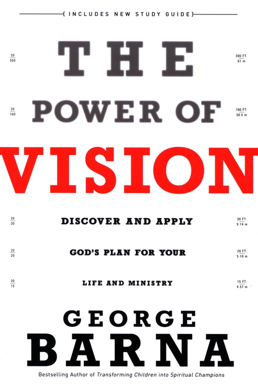 Barna the power of vision book summaries lifeandleadership barna power of visiong fandeluxe Image collections