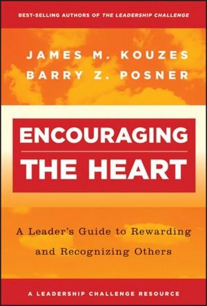 Leadership challenge encourage the heart