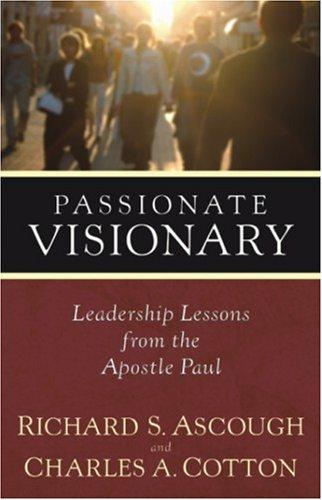 the life of a visionary leader The third leadership lesson is that visionary leaders cast a vision caleb painted a wonderful word picture of the people taking a risk, but one that they could not fail at because god had promised and god would go with them and god would give them the land.