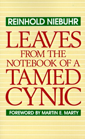 Niebuhr-Leaves-from-the-notebook-of-a-Tamed-Cynic