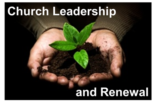 Christian ministry resources on church leadership