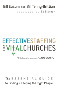 Easum-Bill-Effective-Staffing-for-Vital-Churches