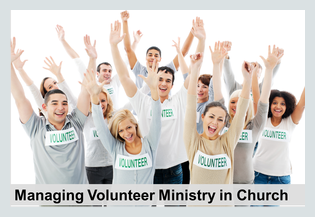 Volunteer-Ministry-In-Church