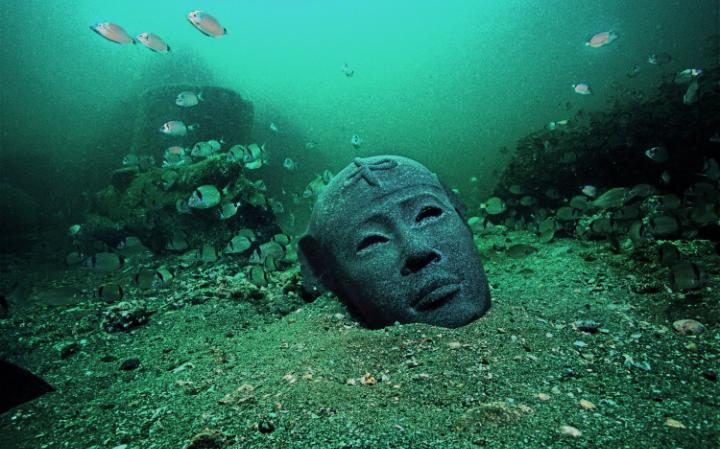 Jack Shenker Egypt Lost Cities How Thonis Heracleion
