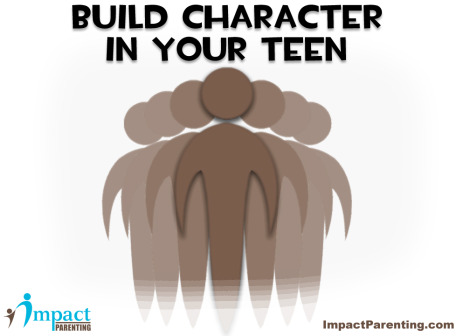 build character in teen