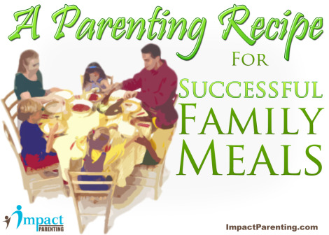family style eating parenting tips