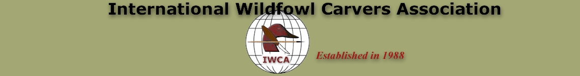 IWCA - International Wildfowl Carvers Association