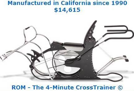 4 minute workout machine