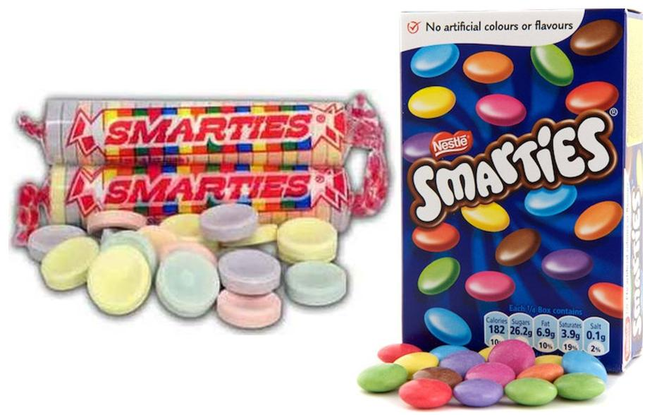 Amazons Importing Nestles Smarties Candy Upsets US Seller