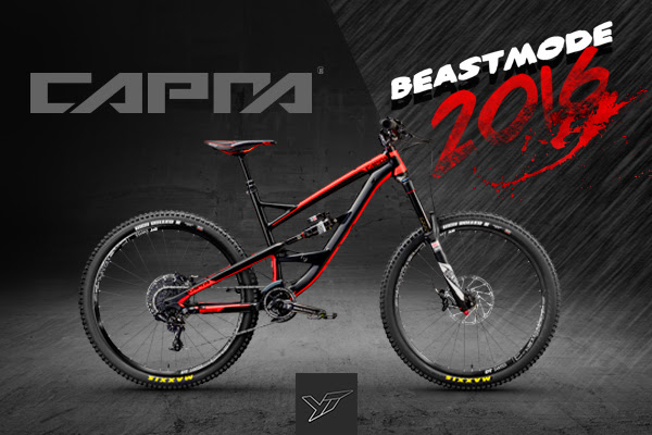 ff9a92e85bf YT Rings In The New Season With Launch Of The 2016 CAPRA AL