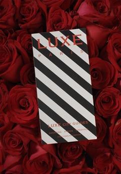 Ein Wochenende 'en roses'... Luxe Guide Paris
