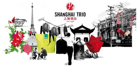 Shanghai Trio - Markenseite