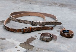 Sam Brown Belts and Bracelets 2