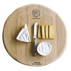 Einzelstück - Käsebrett aus alten Weinfässern