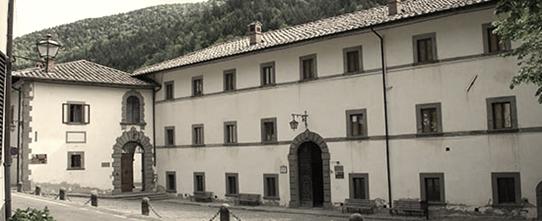 Camaldoli - Haupteingang
