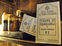 Camaldoli - Teekräuter