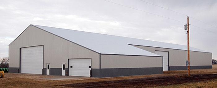 Cold Storage Buildings - Pinke