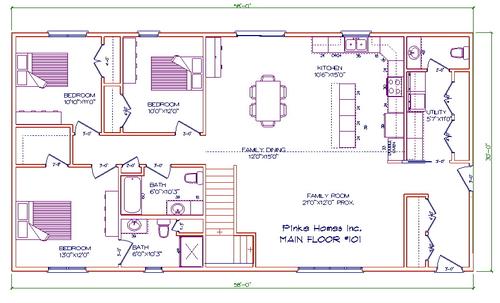 Mcintosh Custom Built Home Plan Pinke Home Pinke
