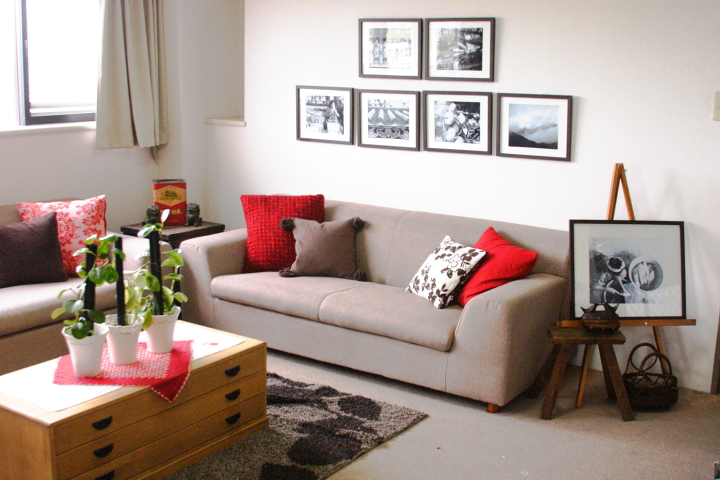 Homey Living Room at home in the kandacho corporus - blog - homeandawaywithlisa