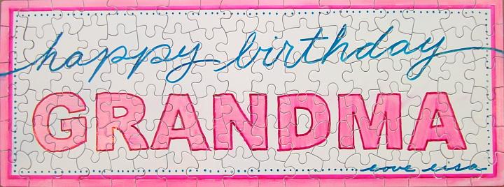Grandmother birthday spanish quotes quotesgram for Good birthday presents for grandma