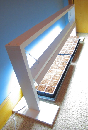 Good DIY Grow Light For Starting Seeds