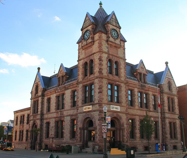 Historic Buildings of Downtown Woodstock, Ontario - Blog -  homeandawaywithlisa