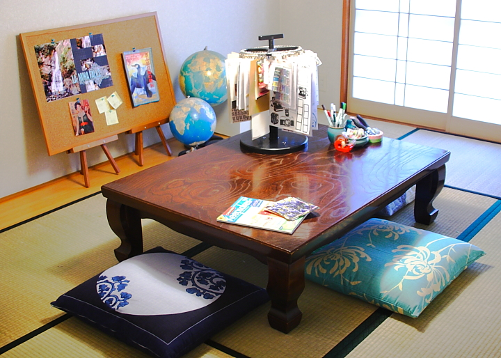 I Shipped The Table Back To The U S When I Returned Home But Since Then The Table Has Languished In One Of The Back Rooms Of My House That I Never Really