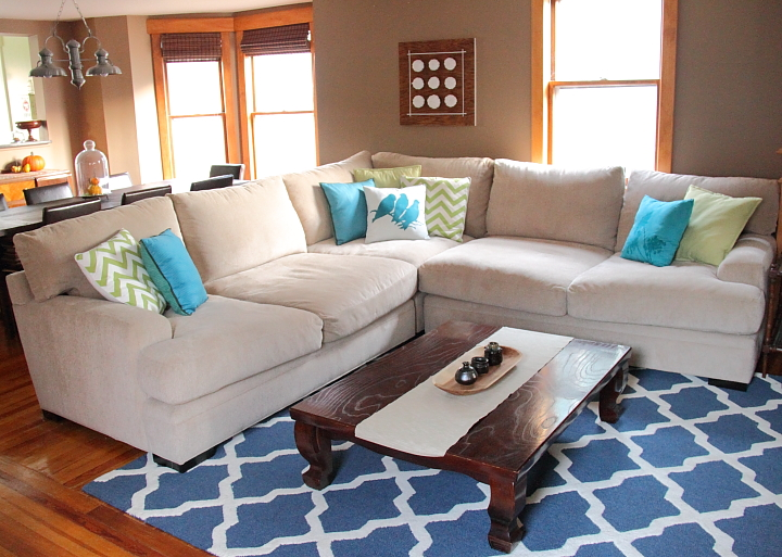 new living room rug - blog - homeandawaywithlisa