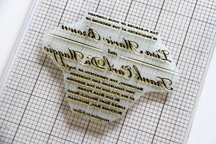 Diy letterpress wedding invitations blog homeandawaywithlisa solutioingenieria Images