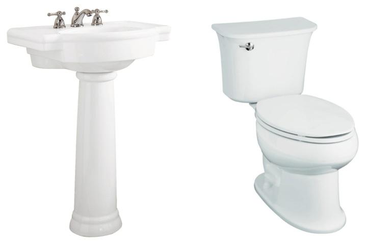 Fixtures for my Bathroom Renovation - Blog - homeandawaywithlisa