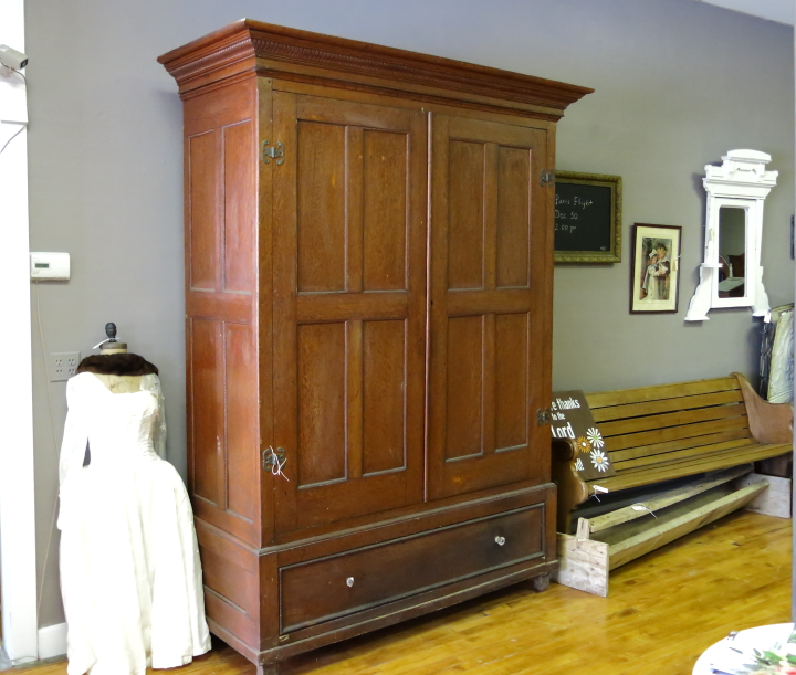 build armoire