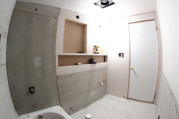 For Other Related Posts About This Bathroom Renovation Check Out The  History Of My Downstairs Bathroom, Fixtures For My Bathroom Renovation,  Plumbing In The ...