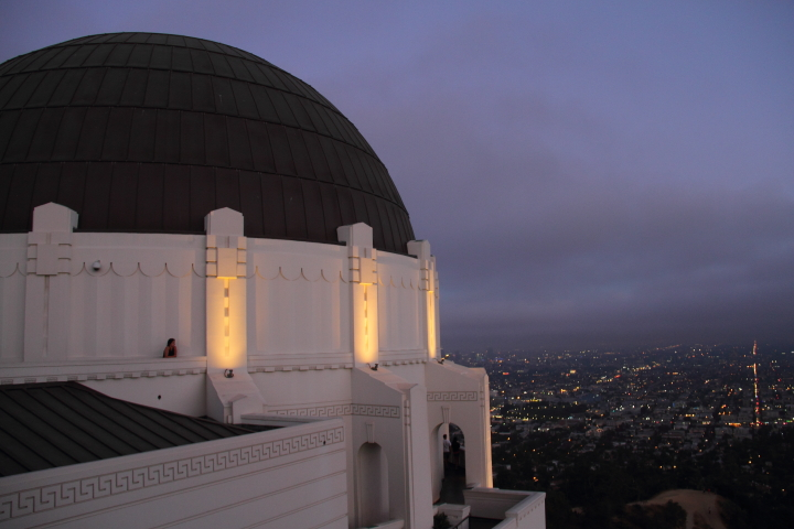 Griffith Observatory Blog Homeandawaywithlisa