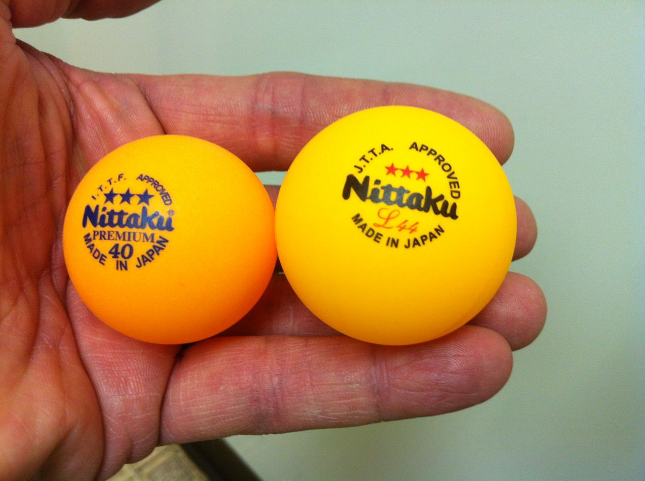 Alaska table tennis leagues for 1 gross table tennis balls