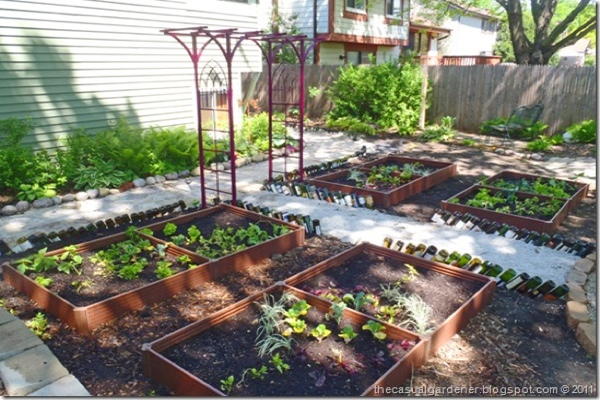 Fine Vegetable Garden Ideas For Shaded Areas Containers E Intended . Superb  A. Passion For Gardening Is Certainly Something You Canu0027t Buy Or  Haggle, So