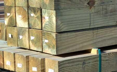 Is Pressure Treated Lumber Safe Microfarm Organic