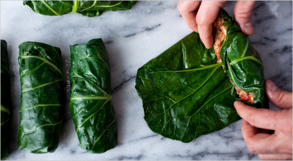 Fresh Cooking With Collard Greens - Microfarm Organic ...