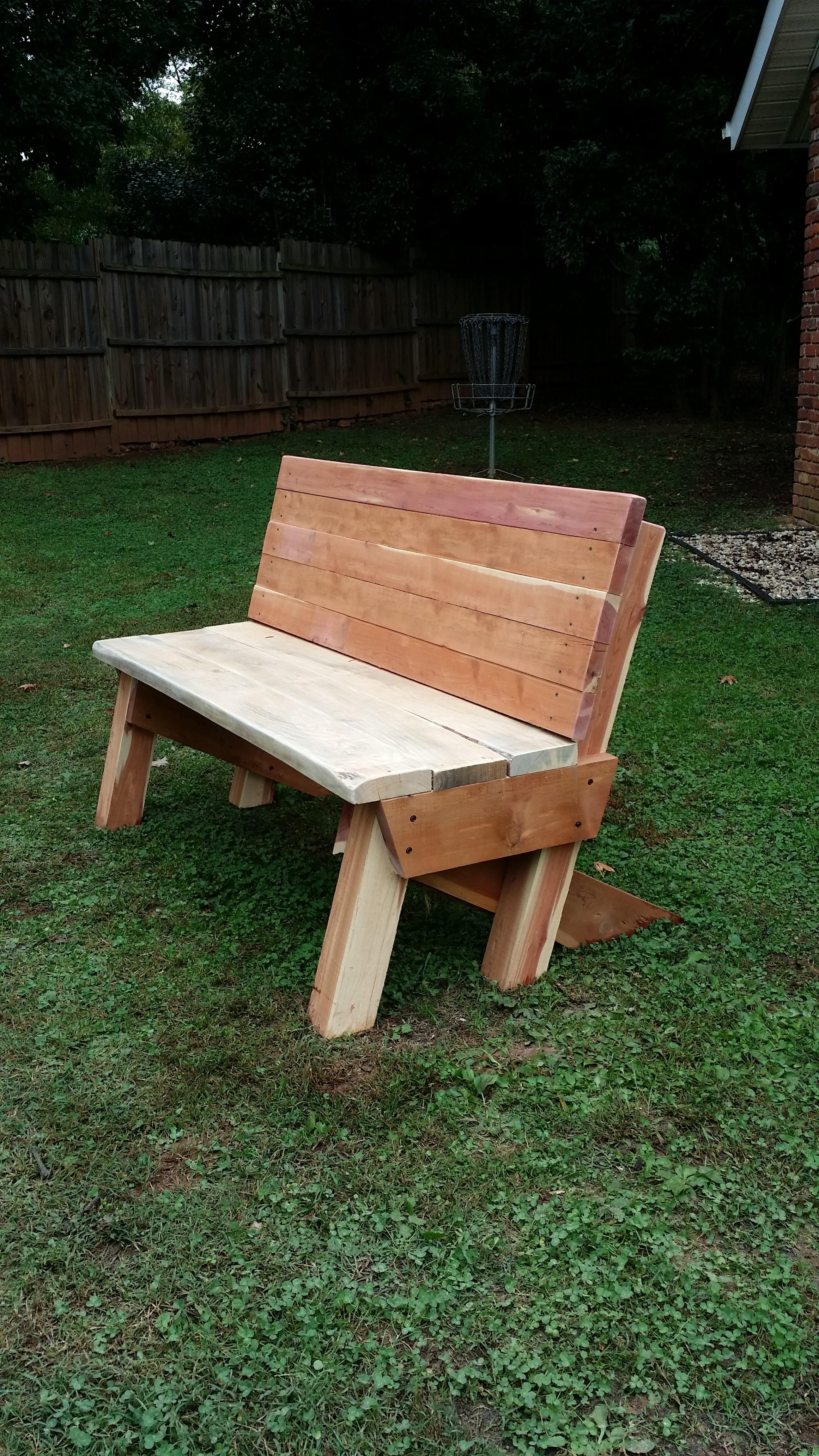 Custom Garden Furniture